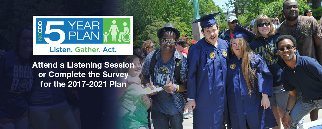 Attend a Listening Session or Complete the Survey for the 2017-2021 Plan