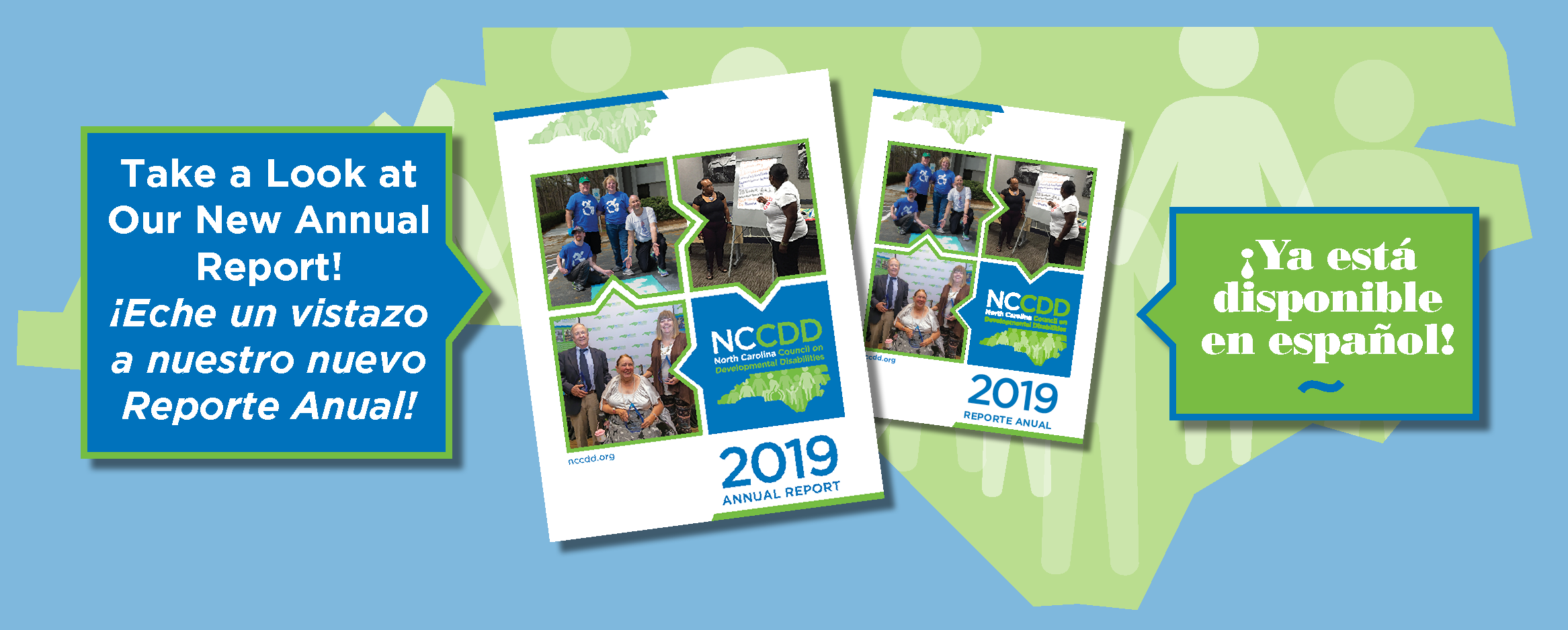 Take a look at our new annual report!
