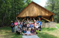 Picnic in the Park - Hanging Rock State Park July 2016